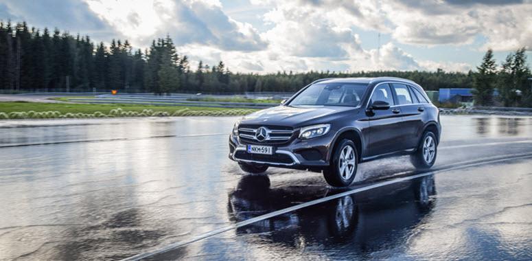 Mercedes-Benz GLC Hybrid
