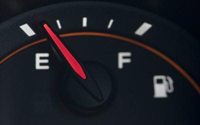 Volkswagen Fuel Gauge